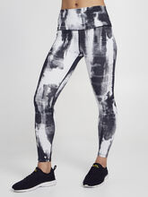Luna Legging, Black/White, large