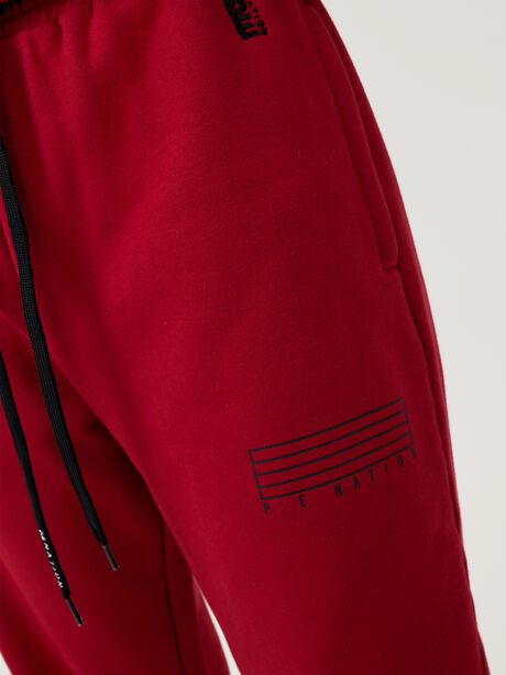 Courtside Trackpant Chilli Pepper, Red, large image number 2