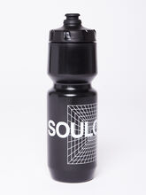 26oz Purist Water Bottle, Black, large