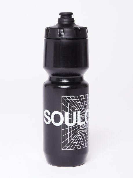 26oz Purist Water Bottle, Black, large image number 0