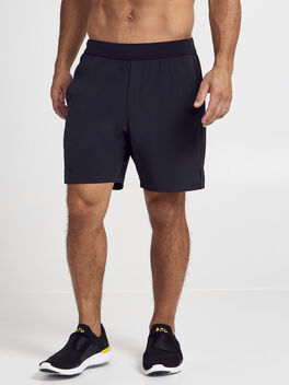 "7"" Interval Short, Black, large"