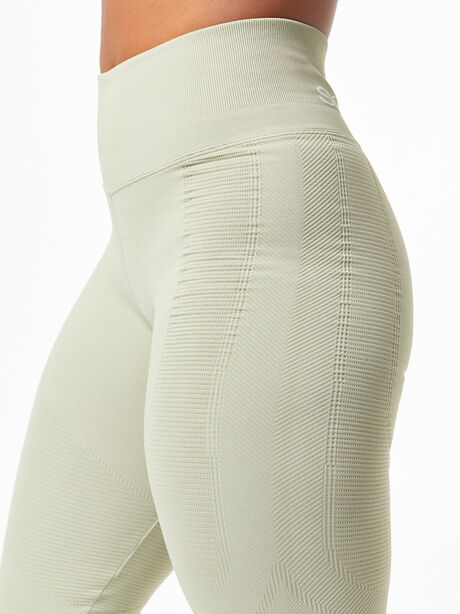 One By One High-Rise Legging Eco Green, Green, large image number 2