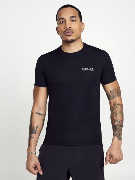 Distance Shirt, Black, large image number 0