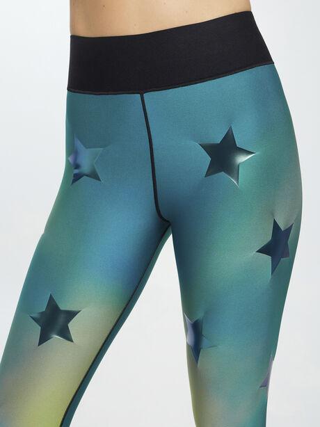 Ultra High-Rise Hypercolor Legging Blue/Green, Blue/Green, large image number 1