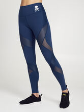 """Wunder Under High-Rise Tight 28"""" Mesh, Night Diver, large"""