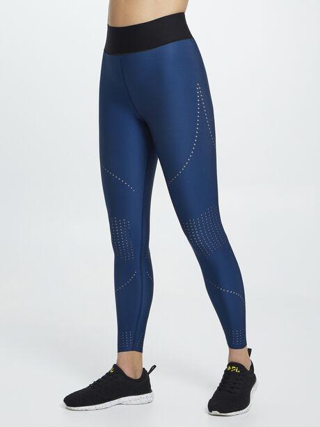 Ultra High-Rise Stylist Pixelate Legging Navy, Navy, large image number 0