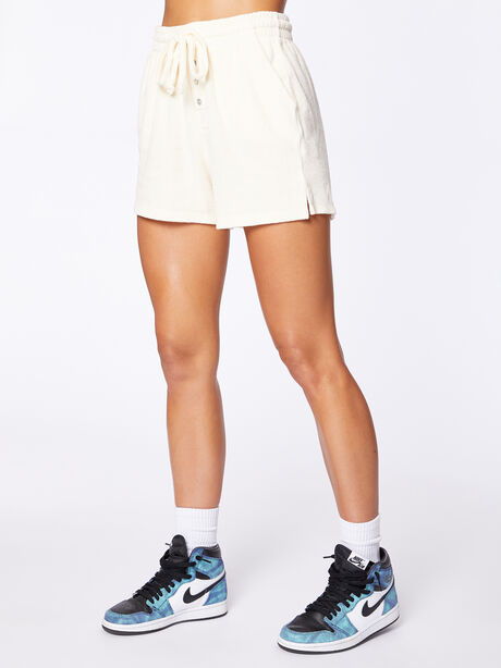 Terry Henley Short Cream, Off White, large image number 1