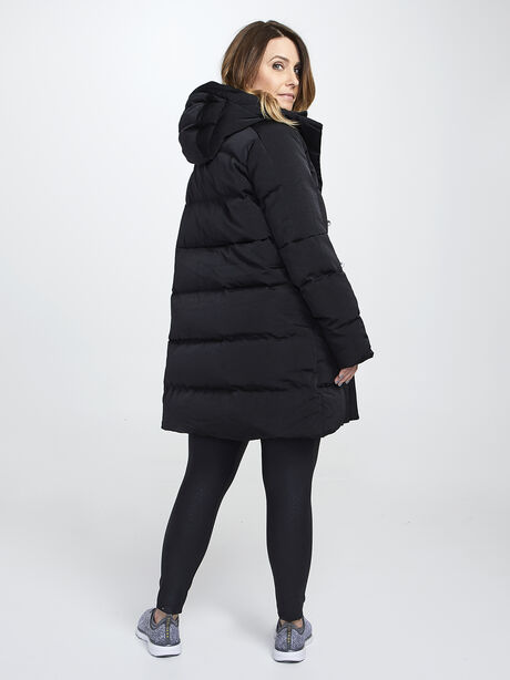 In a Flurry Parka, Black, large image number 2