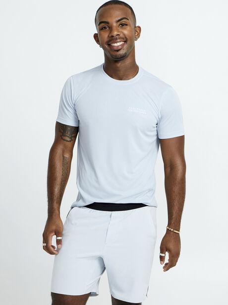 Blue Distance Shirt, Pearl Blue, large image number 1