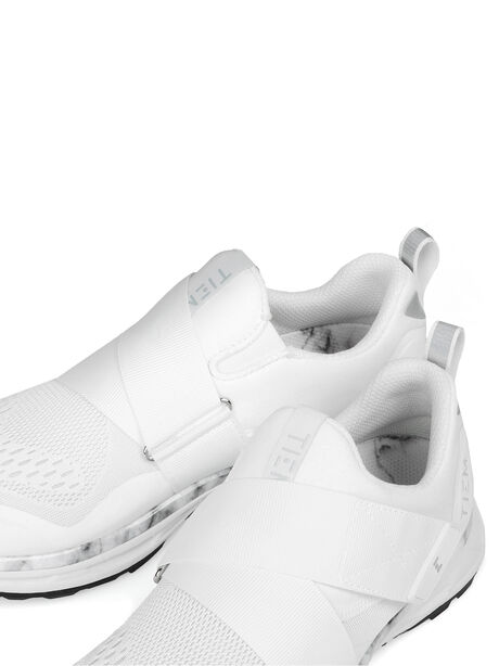 Slipstream Women's Cycling Shoe, White, large image number 5