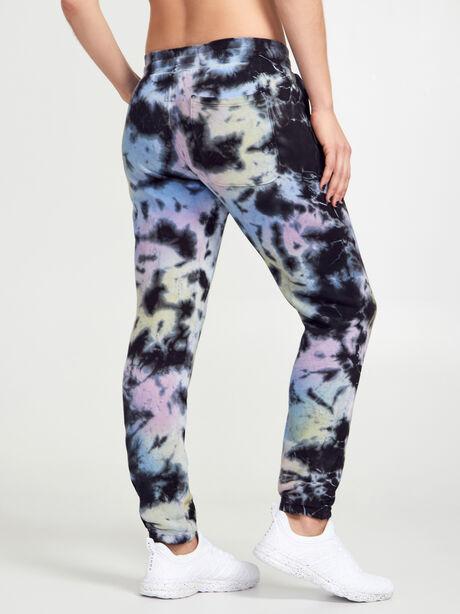 Ozzie Tie-Dye Sweatpants, Tie Dye, large image number 1