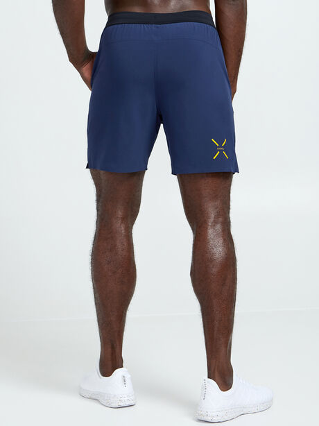"7"" Interval Short, Navy, large image number 1"