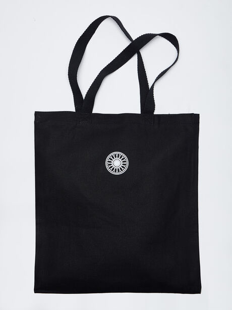 DANI Tote Bag, Black, large image number 2