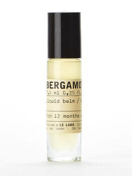 Bergamote 22 Liquid Balm, Clear, large