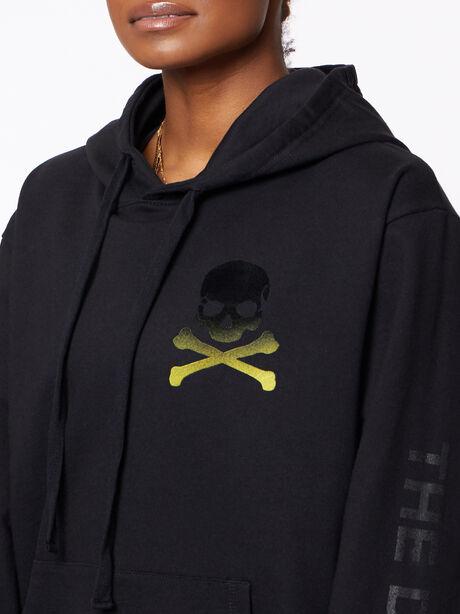 DC Kingsley Hoodie Black, Black, large image number 2