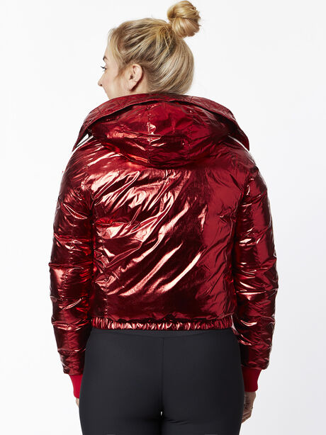 Star Jacket, Red/White, large image number 4