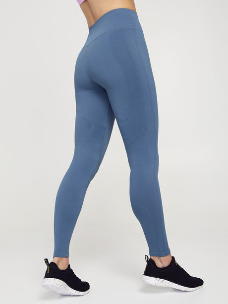 Steely Skies One By One Leggings, Blue, large image number 2
