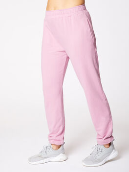 Boyfriend Sweatpant Desert Pink, Pink, large