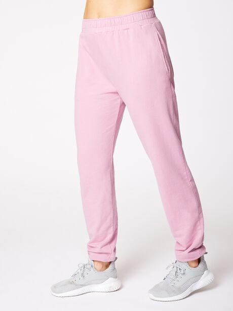 Boyfriend Sweatpant Desert Pink, Pink, large image number 0