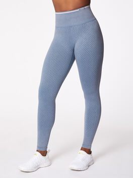 Mineral Wash Miles and Miles Legging Bluestone, Mineral Blue, large