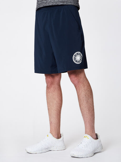 """Pace Breaker Lined Short 9"""" Navy, Nautical Navy, large image number 0"""