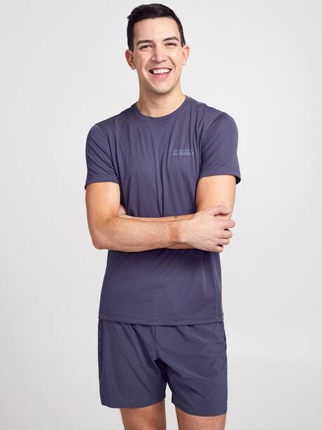 Distance Grey T-Shirt, Grey, large image number 0
