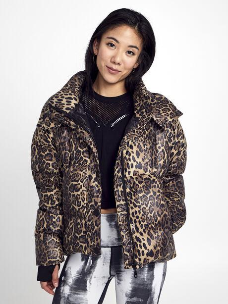 Highland Jacket, Leopard, large image number 0