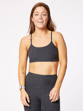 Everyday Bralette Charcoal, Charcoal, large