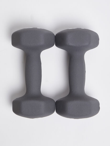 10 lb Weight Set, Grey, large image number 2