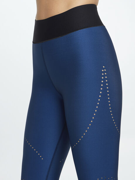 Ultra High-Rise Stylist Pixelate Legging Navy, Navy, large image number 2