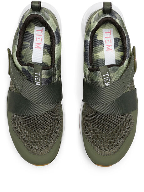 Slipstream Women's Cycling Shoe, Camo, large image number 4