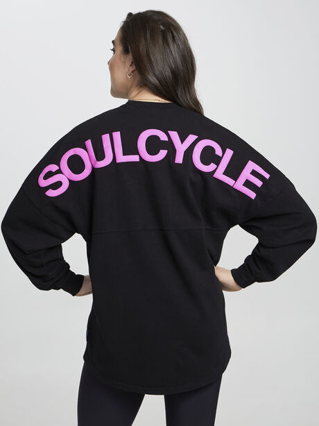 Black/Pink Spirit Jersey, Black, large image number 2