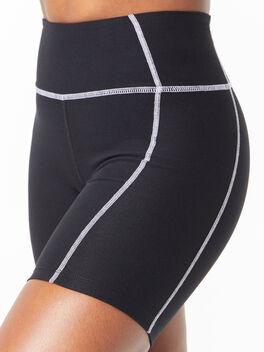YOS x Lindsey Bike Short Black, Black, large