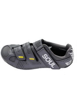 SOUL cycling shoe, Grey, large