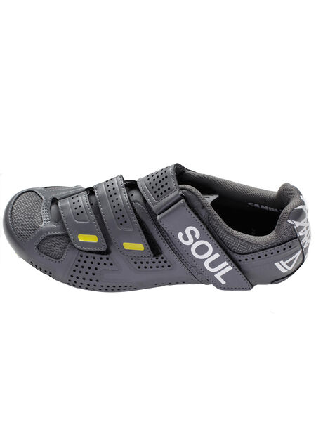 SOUL cycling shoe, Grey, large image number 0